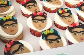 Cupcakes Frida Kahlo