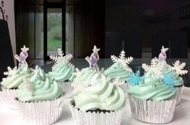 Cupcakes de Frozen en Envigado, Dulcepastel.com