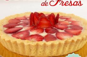 Tartaleta de Fresas en Envigado, Dulcepastel.com