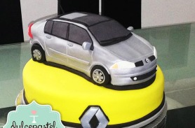 Torta de Carro en Envigado, Dulcepastel.com