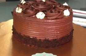 Torta de Chocolate en Envigado, Dulcepastel.com