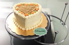 Torta de Zanahoria en Envigado, Dulcepastel.com
