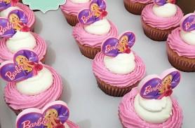 cupcakes barbie envigado medellin dulcepastel