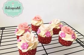 cupcakes envigado medellin flores dulcepastel
