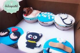 cupcakes veterinario envigado medellin dulcepastel