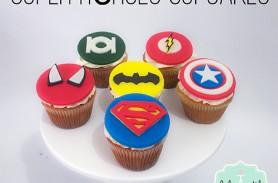 cupcakes superheroes envigado medellin dulcepastel