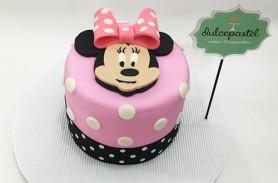 torta minnie mouse envigado medellin dulcepastel