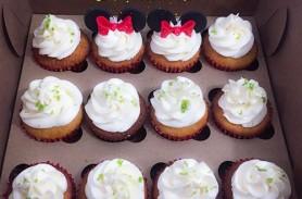 cupcakes minnie sabaneta medellin dulcepastel