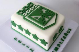 torta atletico nacional medellin envigado dulcepastel