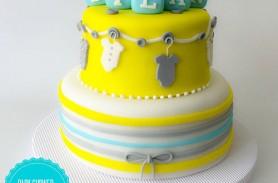 torta baby shower envigado medellin dulcepastel
