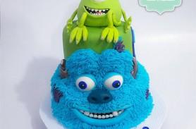 torta monster inc envigado medellin dulcepastel