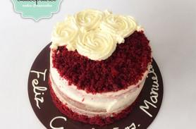 torta red velvet medellin envigadol dulcepastel