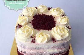 torta red velvet sabaneta medellín dulcepastel