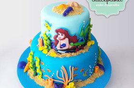 torta sirenita medellin envigado dulcepastel