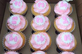 cupcakes baby shower medellin envigado dulcepastel