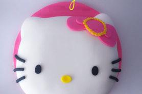 torta hello kitty medellin envigado dulcepastel