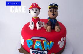 torta patrulla canina medellin envigado dulcepastel