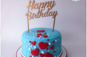 torta corazones envigado medellin dulcepastel