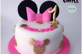 torta minnie medellin envigado dulcepastel