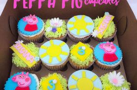 cupcakes peppa pig medellin envigado dulcepastel
