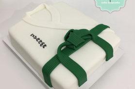 torta karate medellin envigado dulcepastel