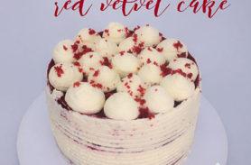 torta red velvet sabaneta dulcepastel