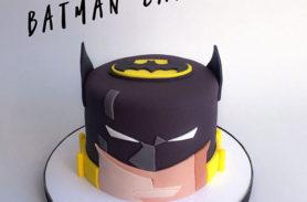 torta batman medellin dulcepastel