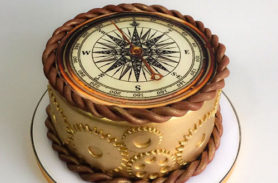 torta brujula medellin dulcepastel