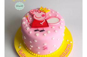 torta peppa pig medellin dulcepastel