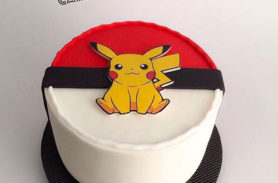 torta pikachu medellin dulcepastel