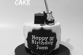 torta rock medellin dulcepastel