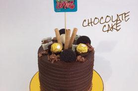 torta chocolate medellin dulcepastel