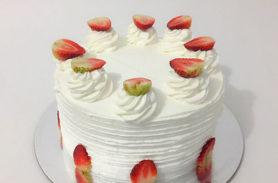 torta fresas medellin dulcepastel