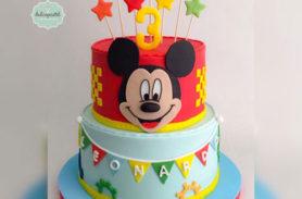 torta raton mickey medellin dulcepastel