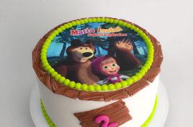 torta masha y oso medellin dulcepastel