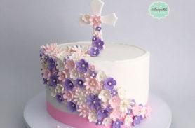 torta primera comunion medellin dulcepastel