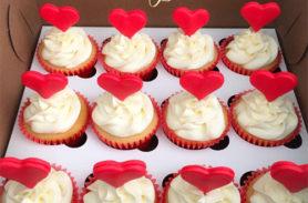 cupcakes amistad medellin dulcepastel