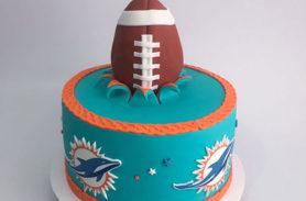torta futbol americano medellin dulcepastel