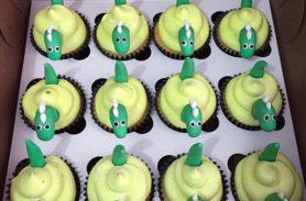 cupcakes dinosaurios medellin dulcepastel