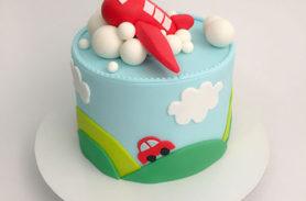 torta avioncito medellin dulcepastel