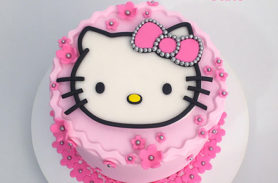 torta hello kitty medellin