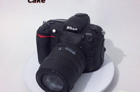 torta camara fotografica medellin dulcepastel