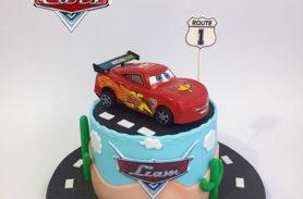 torta cars medellin dulcepastel