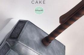 torta martillo thor medellin dulcepastel
