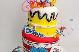 torta dr seuss medellin dulcepastel
