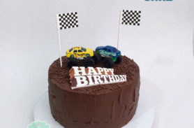 torta carros medellin dulcepastel