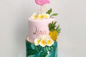 torta flamingo medellin dulcepastel