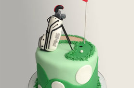 torta golf medellin dulcepastel