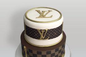 torta louis vuitton medellin dulcepastel