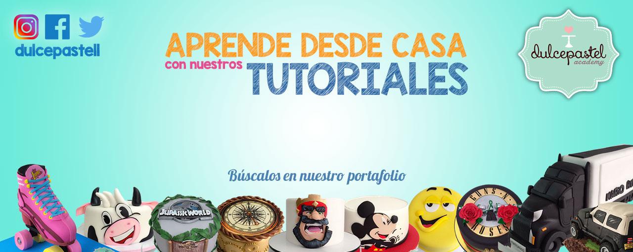 Tutoriales para Tortas Dulcepastel.com - Tortas y Cupcakes en Medellín